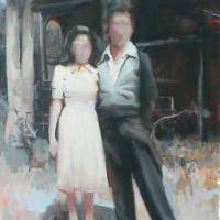 Young Couple/Grandparents Art Prints & Posters by Gage Opdenbrouw