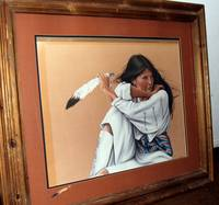 Teri Sodd (White Wind) signed and numbered