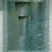 Abstract - Water 3 by Patricia Schnepf