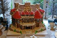 Gingerbread Pittock Mansion