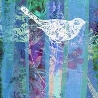 Spring song I by Ricki Mountain