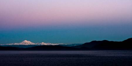 Mount Baker (Blue)