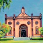 Temple Beth Isreal by RD Riccoboni