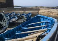Boats-002 by Anne Harai