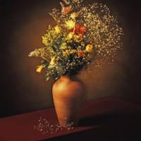 untitled still life 21 Art Prints & Posters by Joseph Gerges