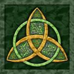 """Celtic Trinity Knot"" by foxvox"