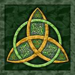 """Celtic Trinity Knot"" by foxvox"