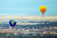 World and New Mexico Balloons
