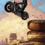 """Dark Rider Again"" by Tinman"