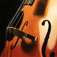 No. 41 Cello Art Prints & Posters by Jackson Robinson