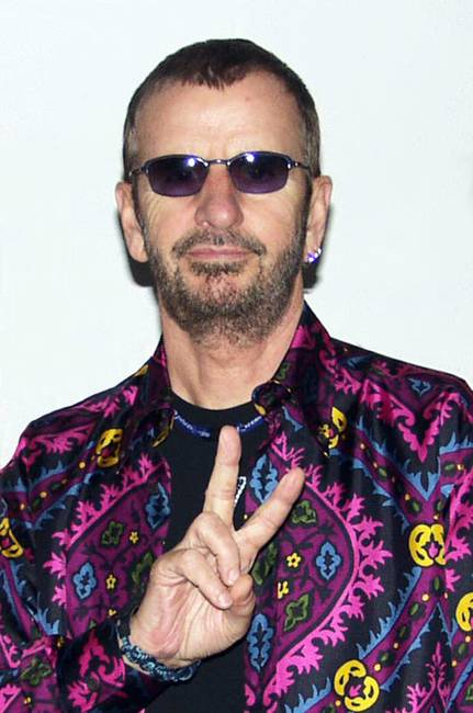 Ringo Starr )Peace In Atlanta, 2003(