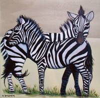 zebras- nate and nigel by tracie brown