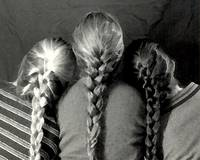 three braids