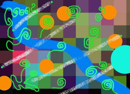 6-10-2009KABCDEFGHIJ by Walter Paul Bebirian