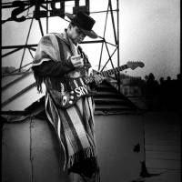 Stevie Ray Vaughan 'Nails' Art Prints & Posters by Stephen Stickler
