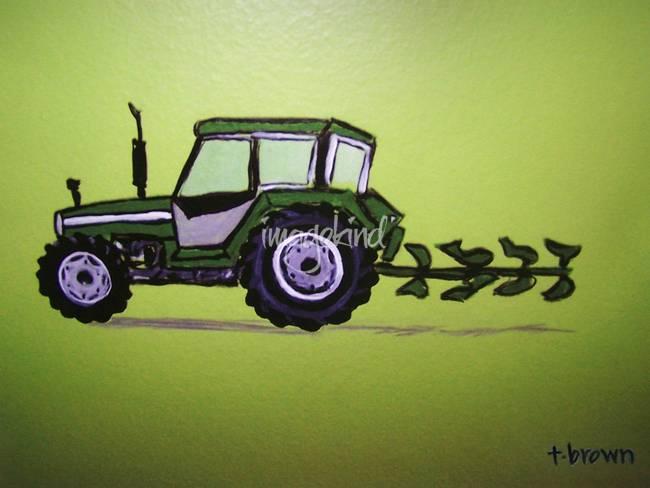 tractor - deere john