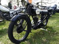 Matchless Vintage Motorcycles - 1928