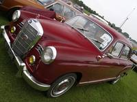 Mercedes Benz 190 Saloon Cars - 1960