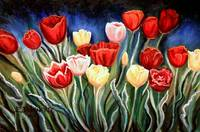 Enchanted Tulips