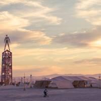 """""""Burning Man Dawn"""" by photoshimona"""
