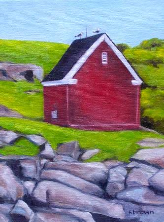 nubble well house