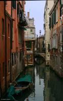 Venice-006 by Anne Harai