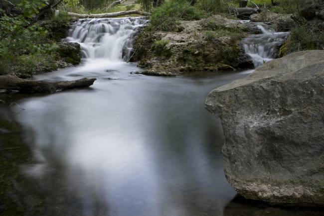 Flowing River 5: Texas Hill Country