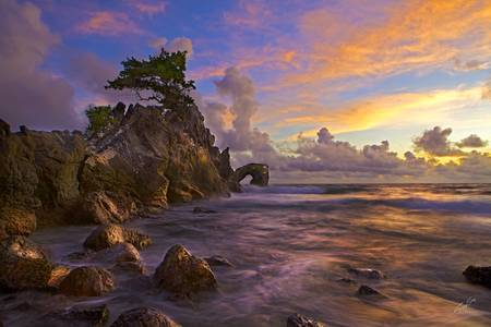 Toco Sunrise by Gregory Scott