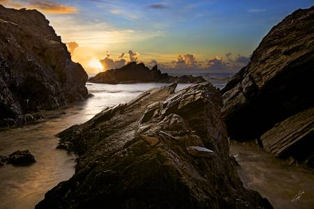 Toco Rock by Gregory Scott