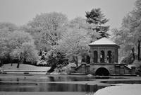 Snowy BoatHouse