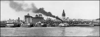 San Francisco Waterfront c1920
