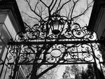 Princeton Gate Black and White
