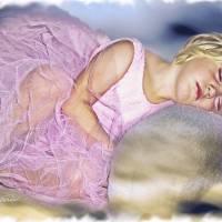 Sleeping Angel Art Prints & Posters by pachek -