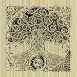 Celtic Tree of Life Inked Posters