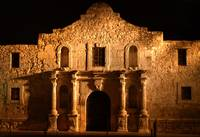 Alamo by Night by Paul Gaither