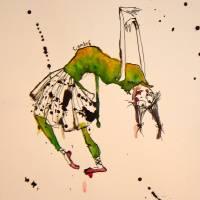 Cambré Art Prints & Posters by Gemma Turner