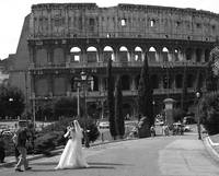 Roman Romance at the Colosseum