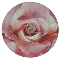 Rose on Vinyl Record