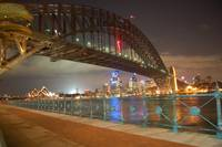 Australia - Sydney Bridge and Opera House