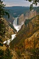 Yellowstone - Waterfall
