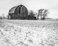 Barn, Deerfield, Michigan