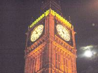 BIG BEN LONDON ENGLAND 6 OCTOBER 2006