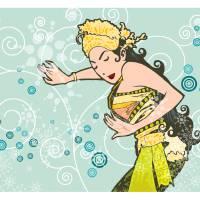 Bali's Dancer Art Prints & Posters by Rivan Syamsudin