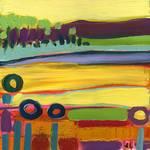 Morning Skagit Fields No 1 by Jennifer Lommers