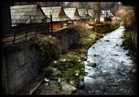 Zakopane - along the canal
