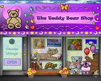 The Teddy Bear Shop