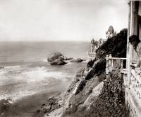 Looking out from Cliff House San Francisco c1890 by WorldWide Archive