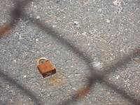 chain link lock