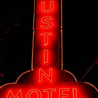 """austin motel"" by michellelove"