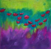Free spirit poppies. 07451